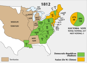 1812 election